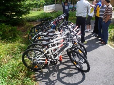 bicyclettes Reverdi