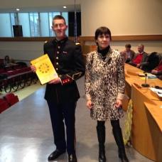 2ème prix Mr Schumacker et S. Bouleau
